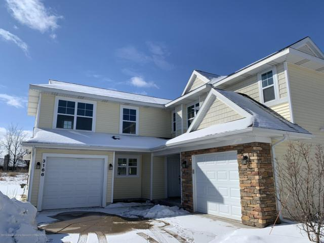 3166 Hamlet Circle, East Lansing, MI 48823 (MLS #234468) :: Real Home Pros