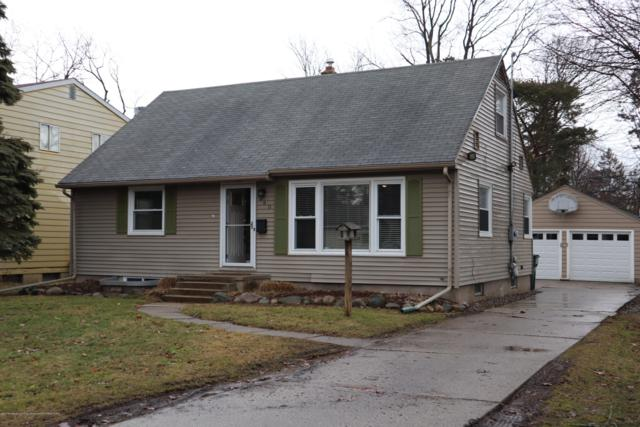 660 Cornell Avenue, East Lansing, MI 48823 (MLS #234529) :: Real Home Pros