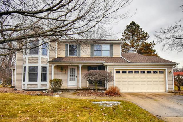 1414 Forest Hills Drive, Okemos, MI 48864 (MLS #234534) :: Real Home Pros