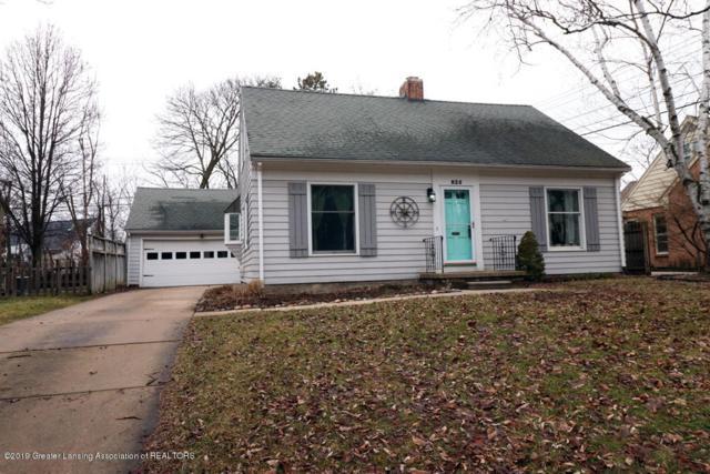 825 Touraine Avenue, East Lansing, MI 48823 (MLS #234559) :: Real Home Pros