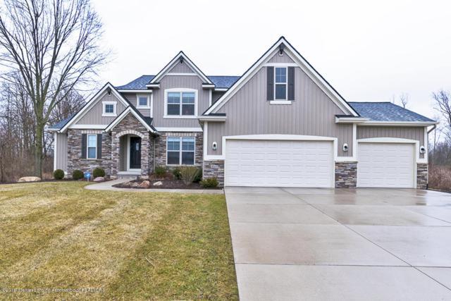 8269 Doe Pass, Lansing, MI 48917 (MLS #234565) :: Real Home Pros