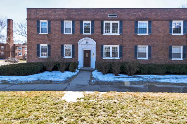 605 Glenmoor Road 2A, East Lansing, MI 48823 (MLS #234576) :: Real Home Pros
