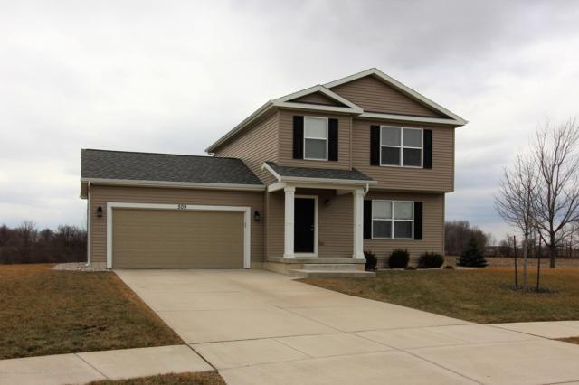 509 Galaxy Way, St. Johns, MI 48879 (MLS #234587) :: Real Home Pros