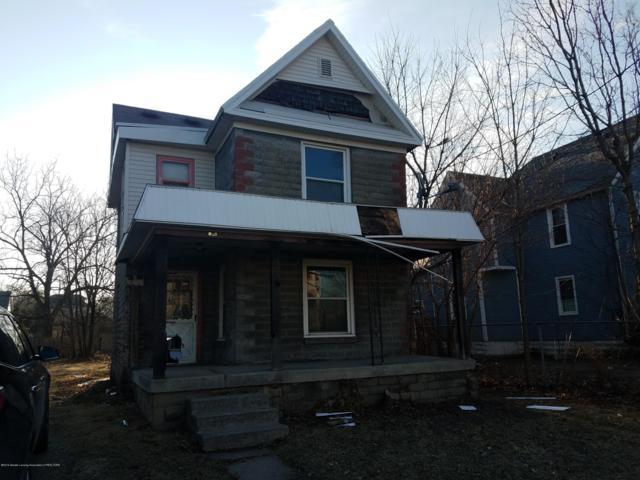 325 S Eighth Street, Lansing, MI 48912 (MLS #234670) :: Real Home Pros