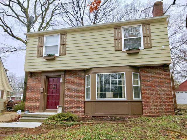 521 W Oakwood Drive, East Lansing, MI 48823 (MLS #234716) :: Real Home Pros