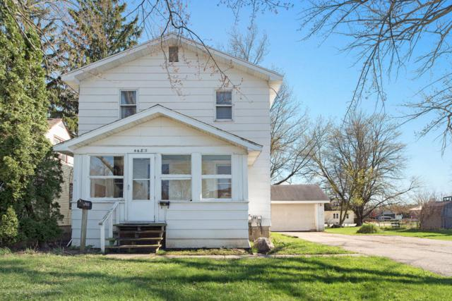 4483 North Street, Holt, MI 48842 (MLS #235735) :: Real Home Pros