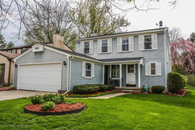 991 Crimson Court, East Lansing, MI 48823 (MLS #236299) :: Real Home Pros