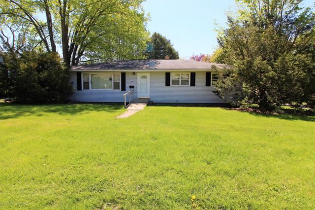 308 Dutton Street, Eaton Rapids, MI 48827 (MLS #236491) :: Real Home Pros