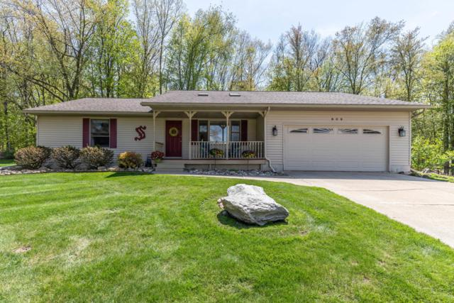 809 Birchwood, Dewitt, MI 48820 (MLS #236519) :: Real Home Pros