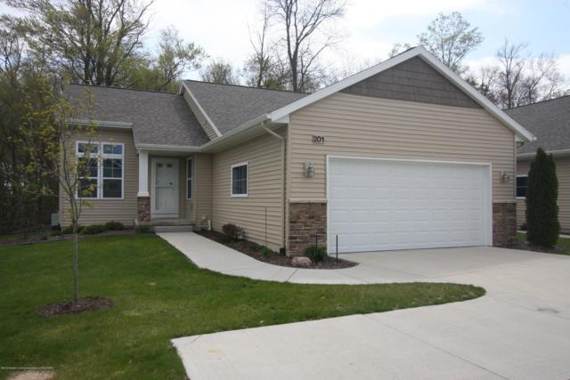 201 Barrington Circle #63, Lansing, MI 48917 (MLS #236546) :: Real Home Pros
