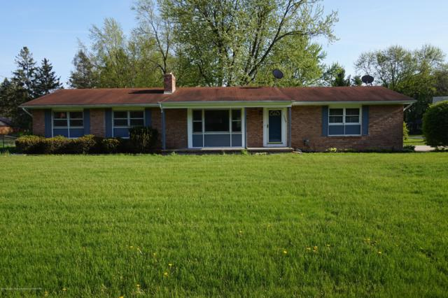 1529 Birchwood, Okemos, MI 48864 (MLS #236584) :: Real Home Pros
