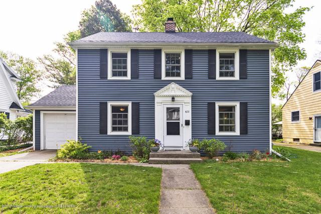 422 Butterfield Drive, East Lansing, MI 48823 (MLS #236624) :: Real Home Pros