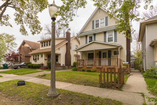 216 Rosamond Street, Lansing, MI 48912 (MLS #236646) :: Real Home Pros