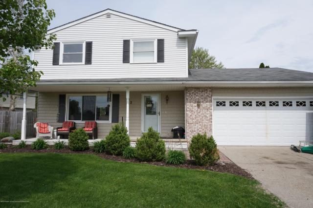 813 Canton Drive, Lansing, MI 48917 (MLS #236658) :: Real Home Pros