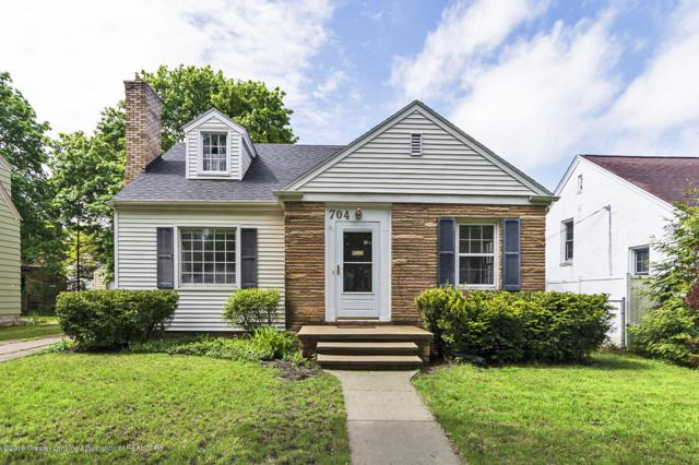 704 Beech Street, East Lansing, MI 48823 (MLS #236847) :: Real Home Pros