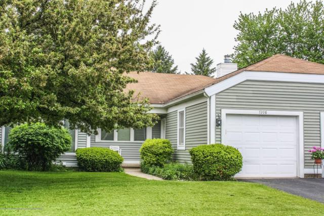 7208 Creekside Drive, Lansing, MI 48917 (MLS #237078) :: Real Home Pros