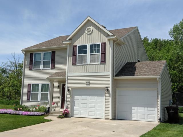 424 Spicetree Lane, Mason, MI 48854 (MLS #237516) :: Real Home Pros