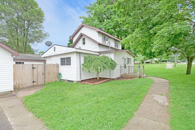 225 Elm Street, Dimondale, MI 48821 (MLS #237913) :: Real Home Pros