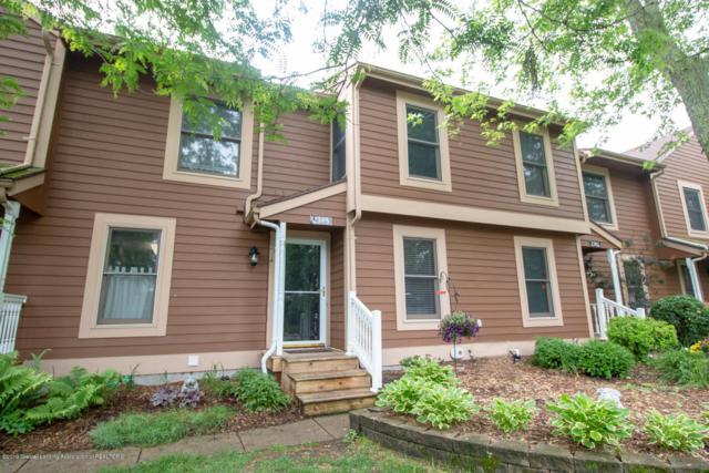 2385 N Wild Blossom Court #110, East Lansing, MI 48823 (MLS #238079) :: Real Home Pros