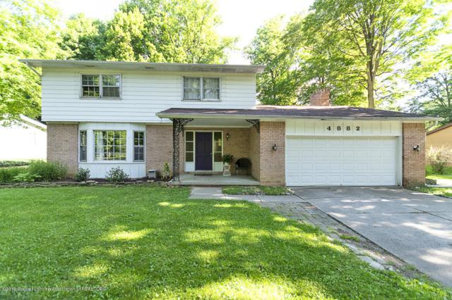 4882 Wilcox Road, Holt, MI 48842 (MLS #238380) :: Real Home Pros