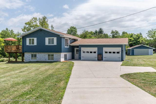4602 N Smith Road, Dimondale, MI 48821 (MLS #238716) :: Real Home Pros