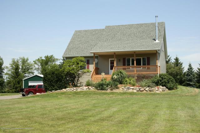 5791 Alward Road, Laingsburg, MI 48848 (MLS #238764) :: Real Home Pros