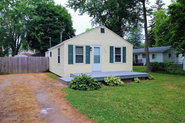 1110 Montgomery Street, Eaton Rapids, MI 48827 (MLS #238866) :: Real Home Pros