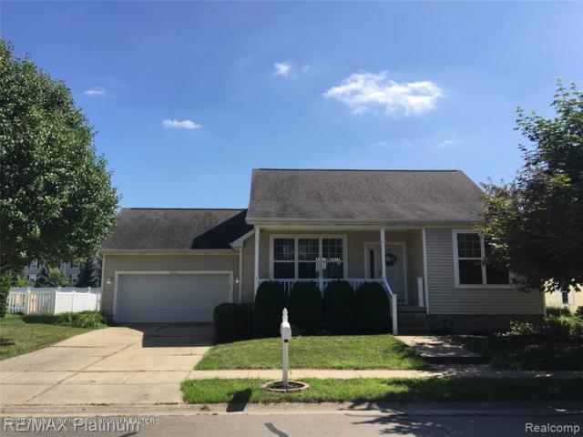 461 Anhinga Drive, East Lansing, MI 48823 (MLS #238875) :: Real Home Pros