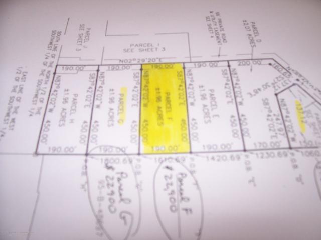 V/L F Stoney Lane, Eaton Rapids, MI 48827 (MLS #238928) :: Real Home Pros