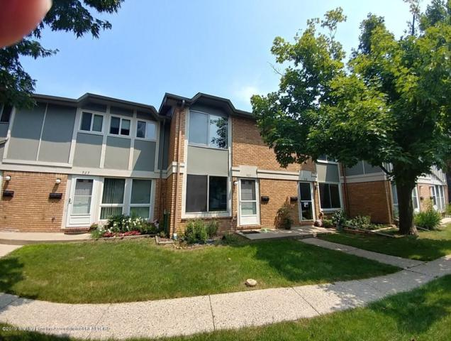 927 Trafalger Lane, East Lansing, MI 48823 (MLS #239373) :: Real Home Pros