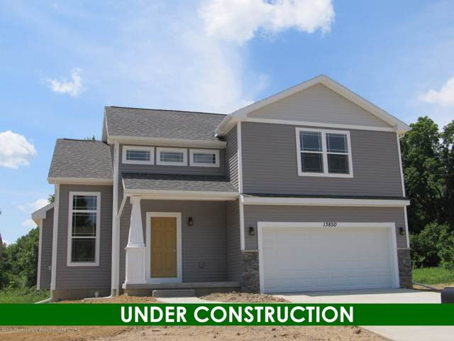 5291 Stone River Circle, Jackson, MI 49201 (MLS #241424) :: Real Home Pros