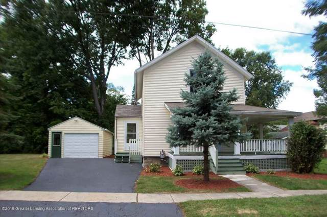 214 Crossman Street, Williamston, MI 48895 (MLS #241749) :: Real Home Pros