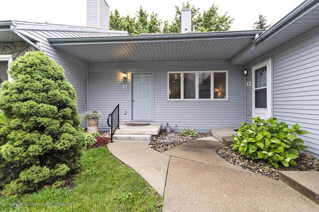 1118 Timber Creek #11, Grand Ledge, MI 48837 (MLS #241879) :: Real Home Pros