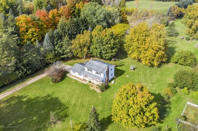 6597 E Mount Hope Highway, Grand Ledge, MI 48837 (MLS #241906) :: Real Home Pros