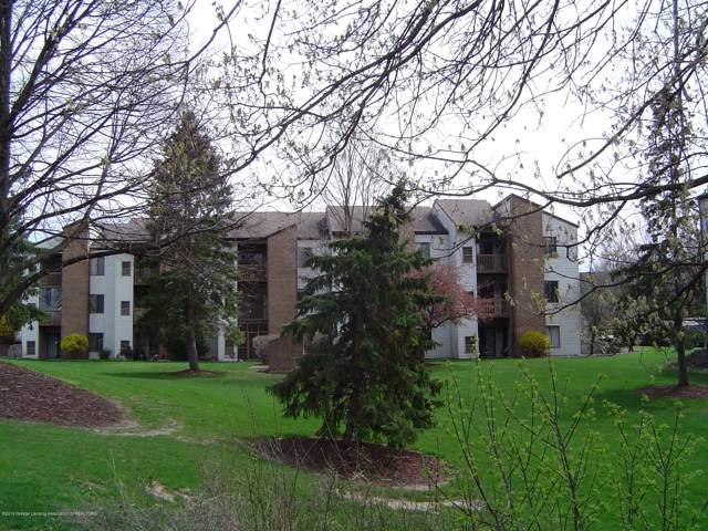 1450 E Pond Drive #10, Okemos, MI 48864 (MLS #242196) :: Real Home Pros
