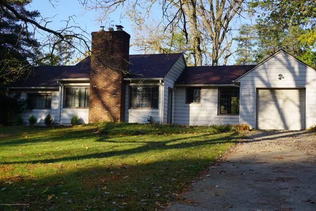 4959 Mohawk Road, Okemos, MI 48864 (MLS #242266) :: Real Home Pros