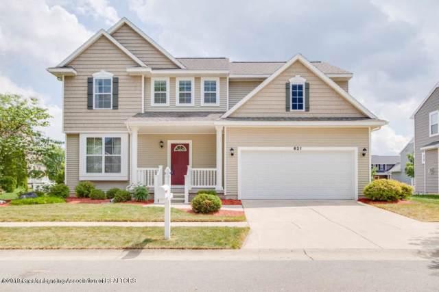 621 Gannett Way, East Lansing, MI 48823 (MLS #242306) :: Real Home Pros