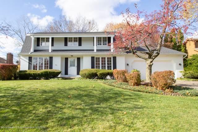 2501 Rockdale Avenue, Lansing, MI 48917 (MLS #242395) :: Real Home Pros