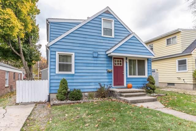 581 Cornell Avenue, East Lansing, MI 48823 (MLS #242409) :: Real Home Pros