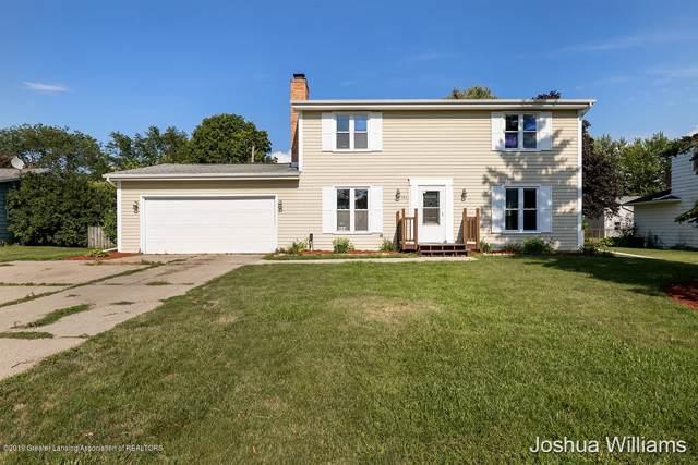 305 Green Meadows Drive, Lansing, MI 48917 (MLS #242415) :: Real Home Pros