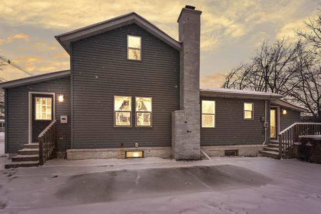 915 Hall Street, Eaton Rapids, MI 48827 (MLS #242462) :: Real Home Pros