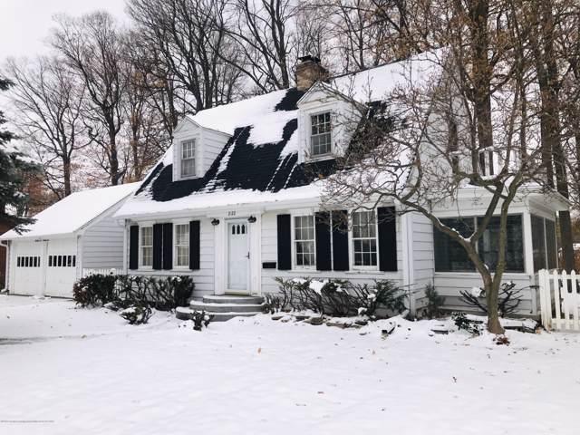 2122 N Cedar Street, Holt, MI 48842 (MLS #242558) :: Real Home Pros