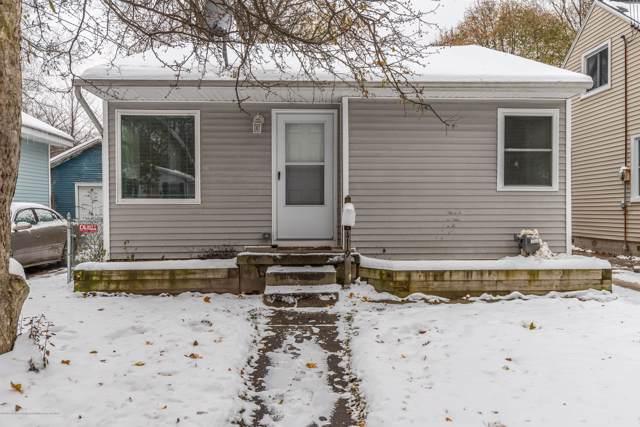 1719 Robertson Avenue, Lansing, MI 48915 (MLS #242559) :: Real Home Pros