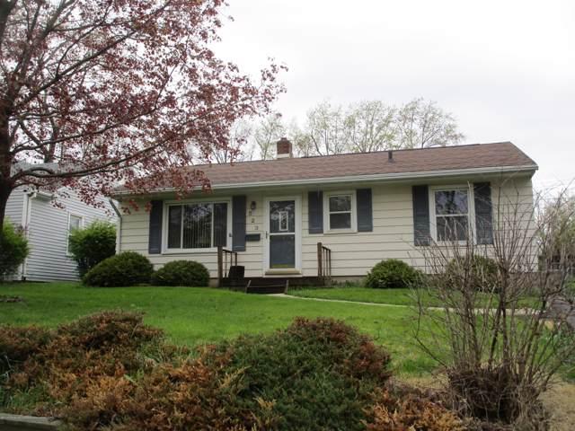 523 Hamilton Avenue, Lansing, MI 48910 (MLS #242675) :: Real Home Pros