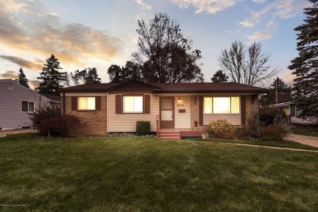 2415 Ridgeline Drive, Lansing, MI 48912 (MLS #242688) :: Real Home Pros
