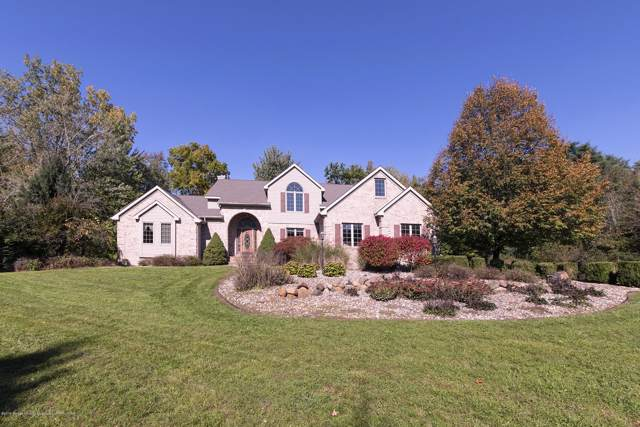 1825 Wilderness Drive, Dewitt, MI 48820 (MLS #242719) :: Real Home Pros
