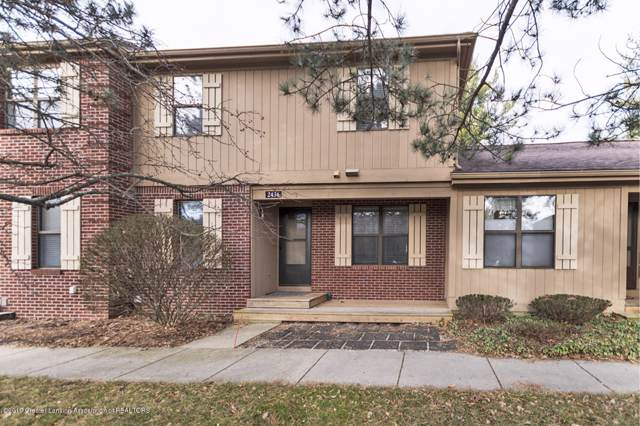 2434 S Wild Blossom Court, East Lansing, MI 48823 (MLS #242972) :: Real Home Pros