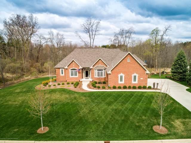 6257 E Mereford Court, East Lansing, MI 48823 (MLS #243203) :: Real Home Pros