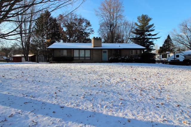 708 Inverness Street, Eaton Rapids, MI 48827 (MLS #243243) :: Real Home Pros