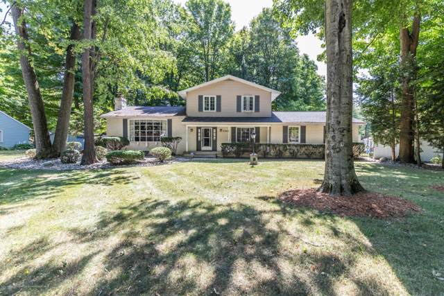 4913 Sugarbush Lane, Holt, MI 48842 (MLS #243364) :: Real Home Pros